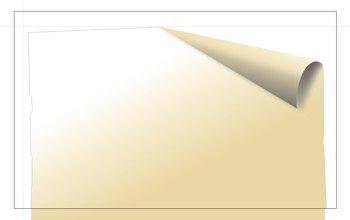 Teknik Gambar Bentuk Lipatan Kertas web desain grafis