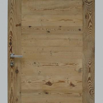 Porte in legno a filo muro  Il Noce srl