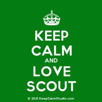 KeepCalmStudio.com-[Crown]-Keep-Calm-And-Love-Scout