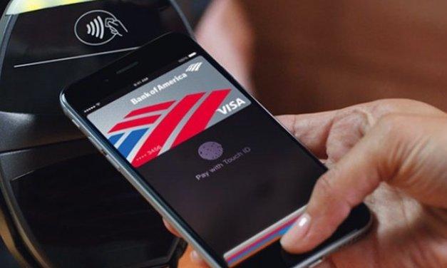 Anche in Italia arriva il servizio Apple Pay per pagare senza carta di credito