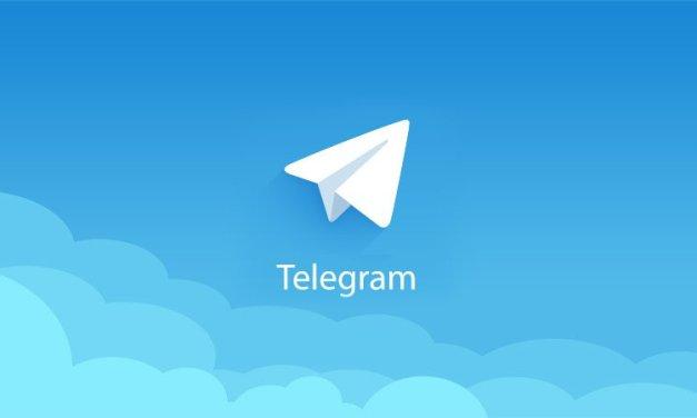 Il servizio di messaggistica Telegram introduce le videochiamate