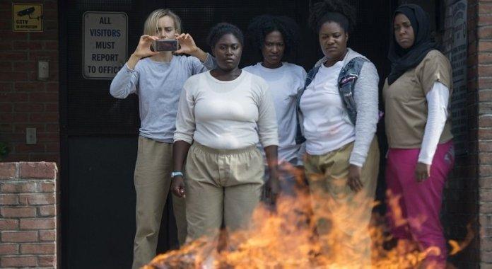 Orange is The New Black 6: rinnovo già arrivato, quale sarà il cast e la trama? -- Photo by Jojo Whilden/Netflix