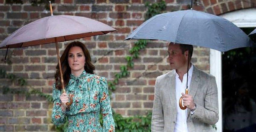 Kensington Palace, William e Kate aspettano il terzo figlio