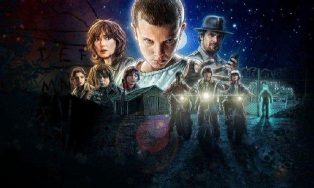 Stranger Things 2: Nuovo poster, Joyce nel sottosopra?