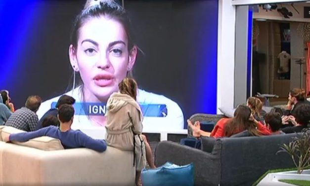 Veronica Angeloni: Il suo messaggio bacchetta Ignazio e Onestini | Video