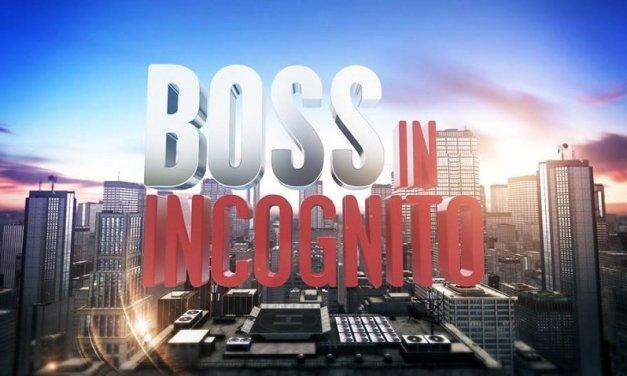 Boss in Incognito ritorna in Tv: data e novità nel cast