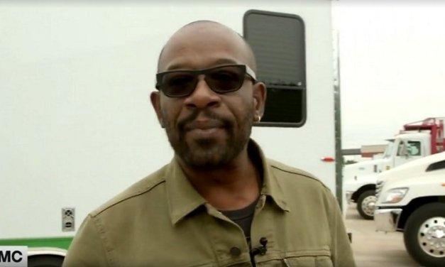 The Walking Dead 8: Lennie James lascia definitivamente il cast | VIDEO