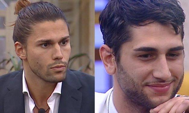 Luca Onestini: Volano insulti con Jeremias Rodriguez al Gf Vip
