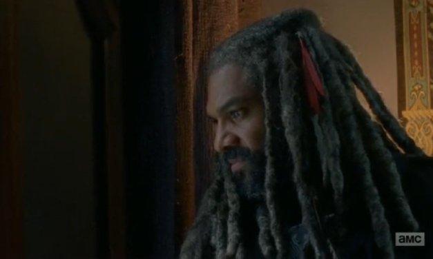 The Walking Dead 8: Ezekiel scosso da emozioni forti, le parole di Khary Payton