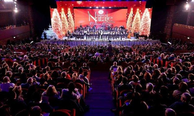 Natale in tv, il cast del concerto in onda su Canale 5 dall'Aula Paolo VI in Vaticano