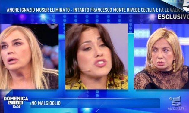 """Simona Izzo Vs Ignazio e Cecilia: """"Un amore mediatico"""""""