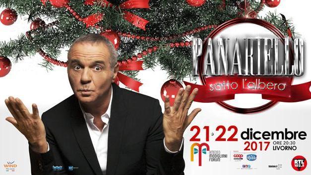 Natale in tv, Panariello sotto l'albero: tutti gli ospiti dello speciale in onda il 21 e 22 dicembre