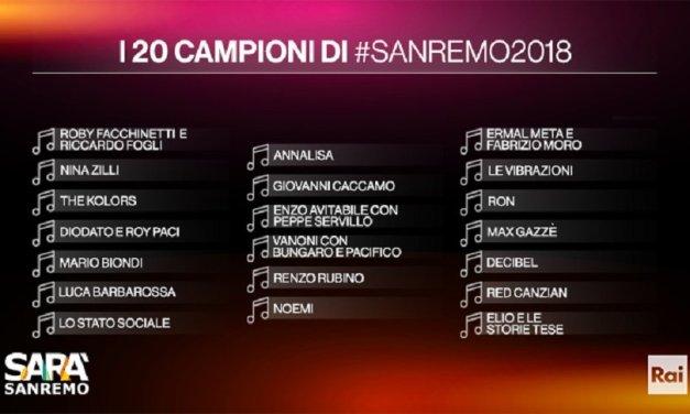 Sanremo 2018, Loredana Bertè e gli altri grandi esclusi
