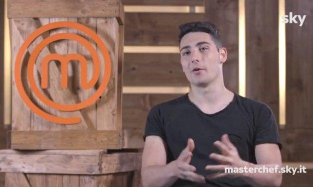 Stefano Biondi a MasterChef Italia 7, chi è il concorrente di Cagliari