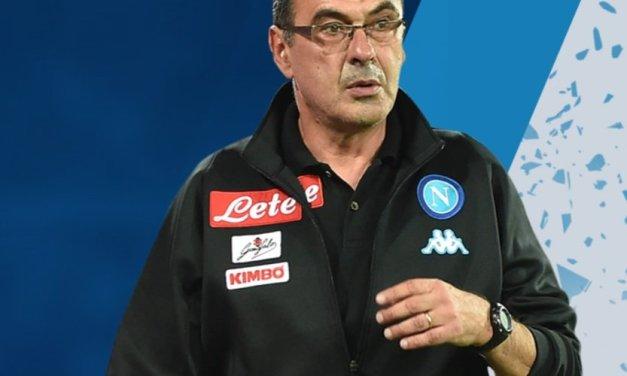Sarri, l'eliminazione del Napoli dalla Coppa Italia è legata alle festività?