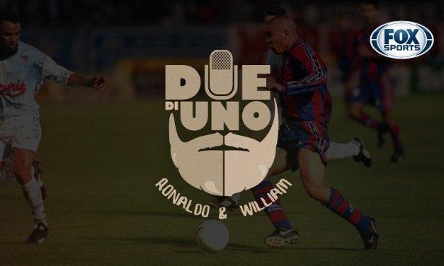 Due di uno, l'esordio con Ronaldo su Fox Sports domani 5 gennaio