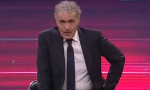 Massimo Giletti, malore in diretta a Non è L'Arena | VIDEO
