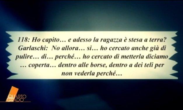 Omicidio Jessica Valentina Faoro, la telefonata di Alessandro Garlaschi al 118 | VIDEO