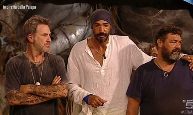 Isola dei Famosi 2018 nomination: Filippo, Amaurys e Franco al televoto | 13 febbraio