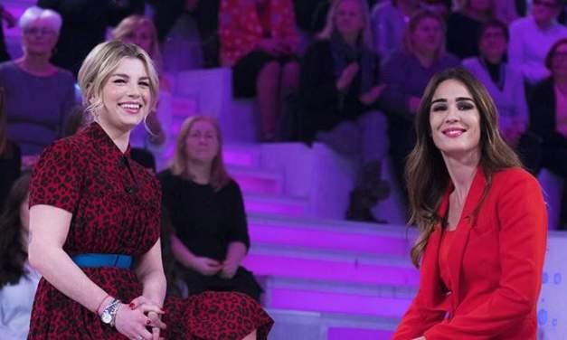 Emma Marrone a Verissimo con Essere Qui e Effetto Domino | VIDEO