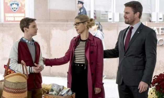 Arrow 6 anticipazioni: Oliver in prigione! | 19 marzo