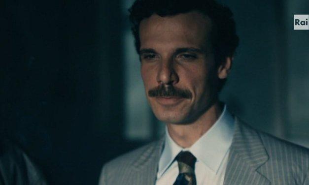 Francesco Montanari ne Il Cacciatore è Saverio Barone: il personaggio