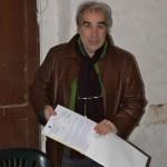 l'arch. Francescopaolo D'Adamo