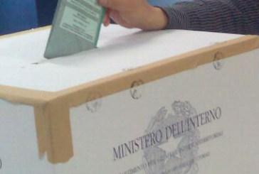Sale il numero dei votanti in città