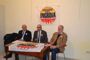 Rivoluzione Civile chiude la campagna elettorale con Mascitelli e Leoni