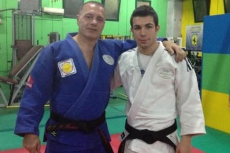 Francesco Vastola con Maddaloni