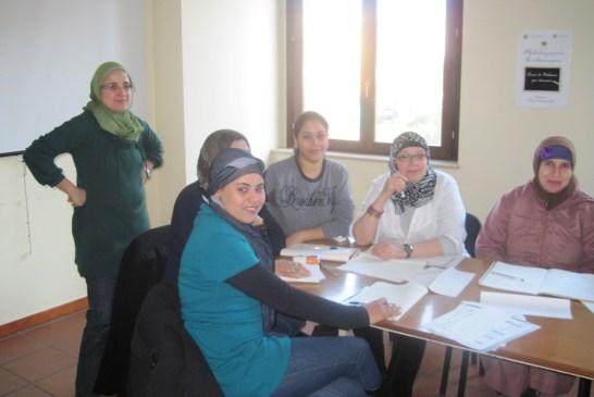 Gruppo alfabetizzazione - 2