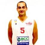 Massimo Di Lembo, BCC Vasto Basket