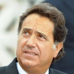 Italian police chief Antonio Manganelli