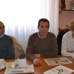Giovanni Artese, Eugenio Spadano e Tiziana Magnacca