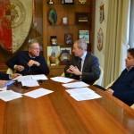 Etelwardo Sigismondi, Massimo Desiati, Guido Giangiacomo e Manuele Marcovecchio