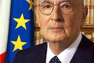 Giorgio Napolitano confermato alla guida del Paese