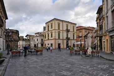 Fratelli d'Italia in piazza per chiedere più sicurezza per Vasto