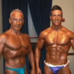 Costantino Di Chinno e Giovanni Giaccio
