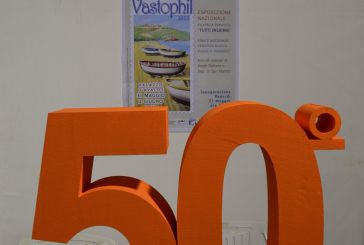 Ieri l'inaugurazione del Vastophil