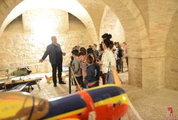 Cupello: scolaresche in visita alla mostra sulle Frecce Tricolori