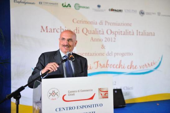 Di Lorenzo premiazione 2012