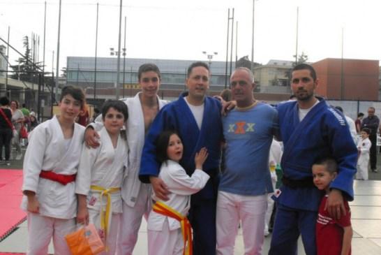 Judo, 8 giu 13, gli allenatori