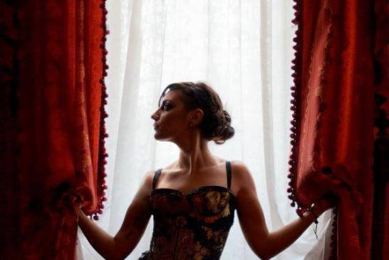 Laura - Piccolo Circolo Garibaldino Roxy Rose - © Zonzo Web