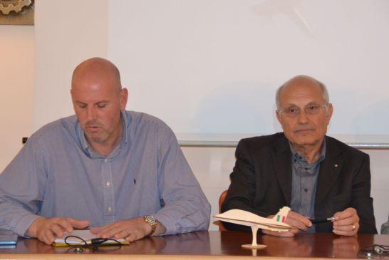 conferenza stampa-frecce tricolori-camper - 16