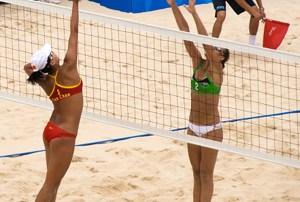 Beach Volley, tante le emozioni nella prima giornata del Torneo delle Regioni