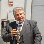 Nicola Minicucci, presidente US San Salvo, 2012