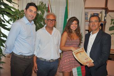 Natalia, un anno di scuola a San Salvo e ora torna nel suo Cile