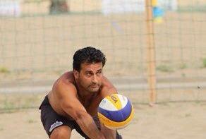 Beach volley spettacolo alla Marina