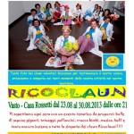 Mostra fotografica Ricoclaun Vasto