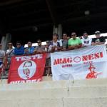 Vastese, tifosi ad Agnone per l'amichevole, giovedì 29 ago 13